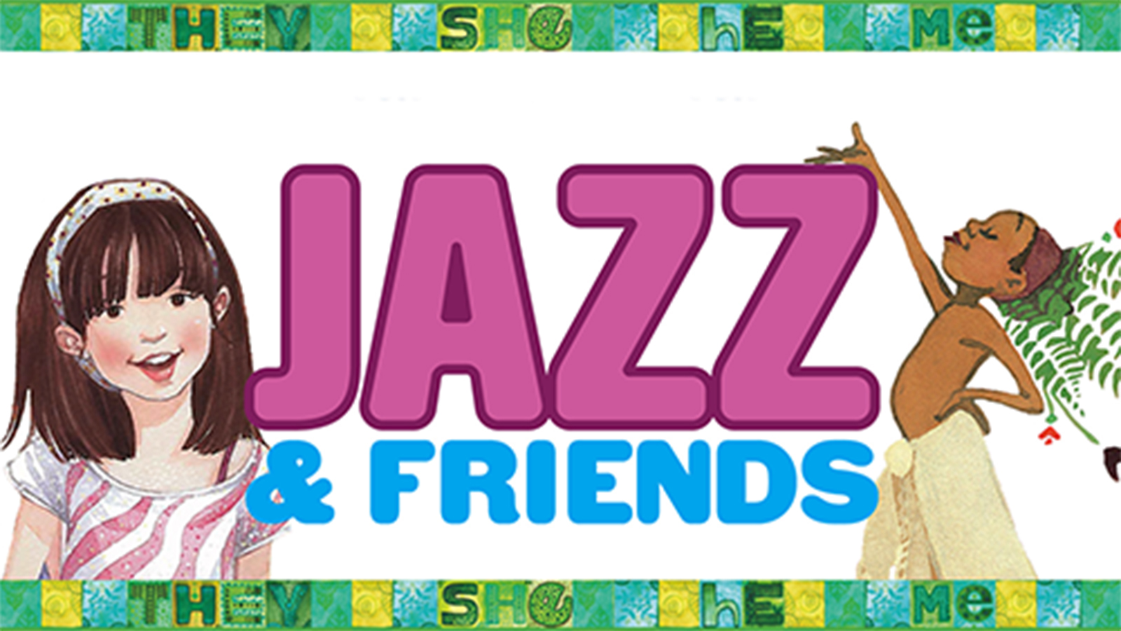 HRC & NEA Sponsor Jazz and Friends National Day of School and Community Readings