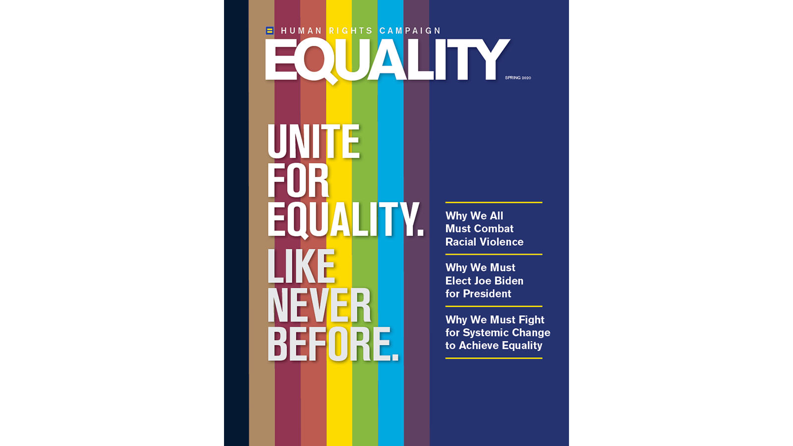 Equality Magazine: FDA Loosens Ban on Blood Donations from Gay and Bi+ Men
