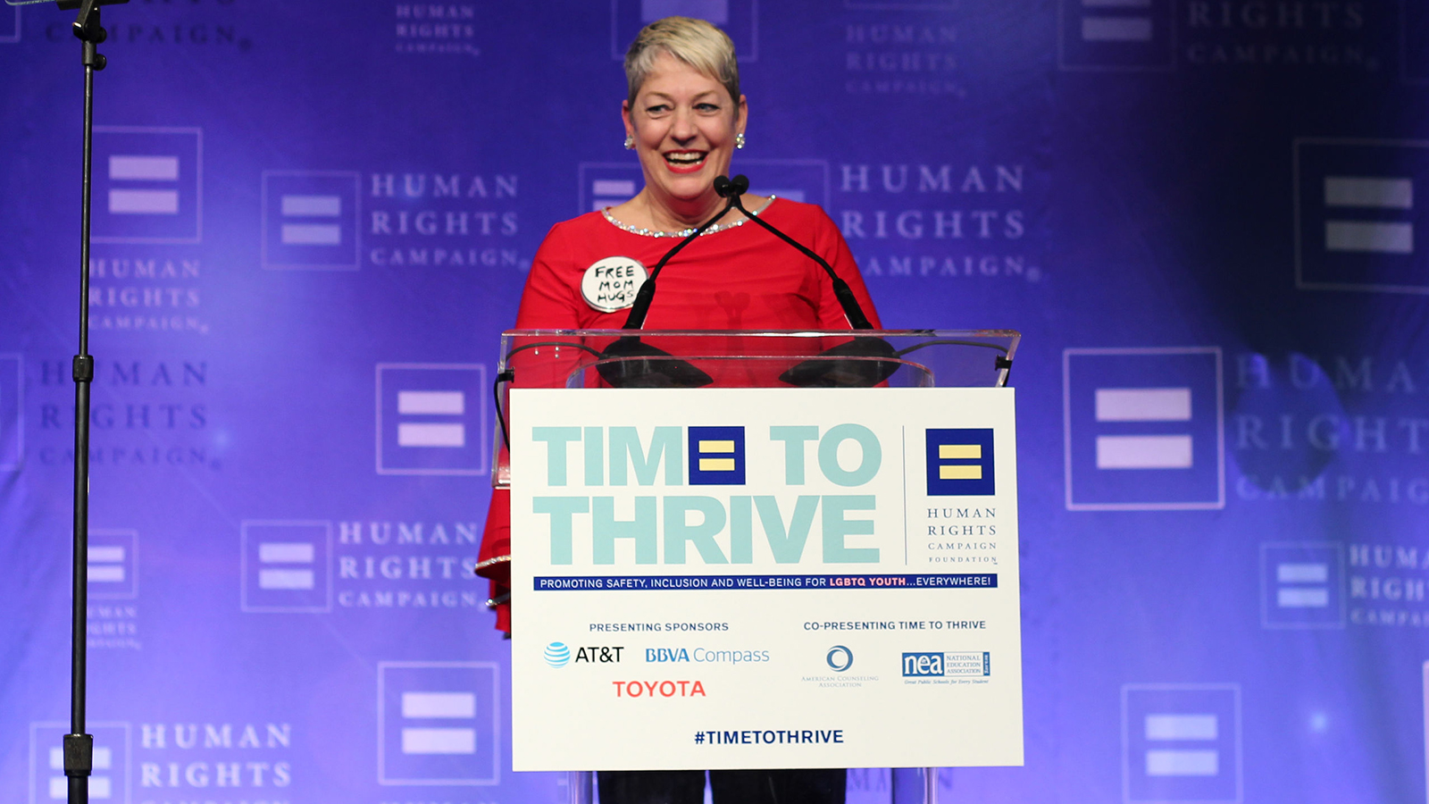 HRC Foundation's Time to THRIVE Conference Kicks Off