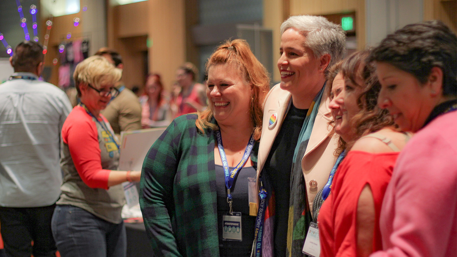 HRC Foundation's 2019 Time to THRIVE Conference Comes to a