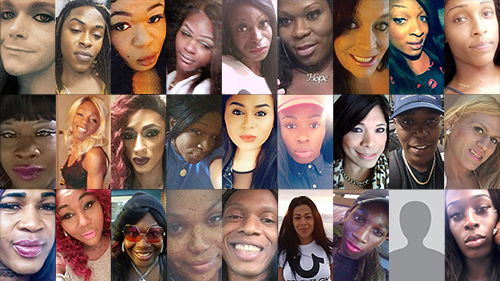 New Report Details Ongoing Epidemic of Violence Against Transgender People