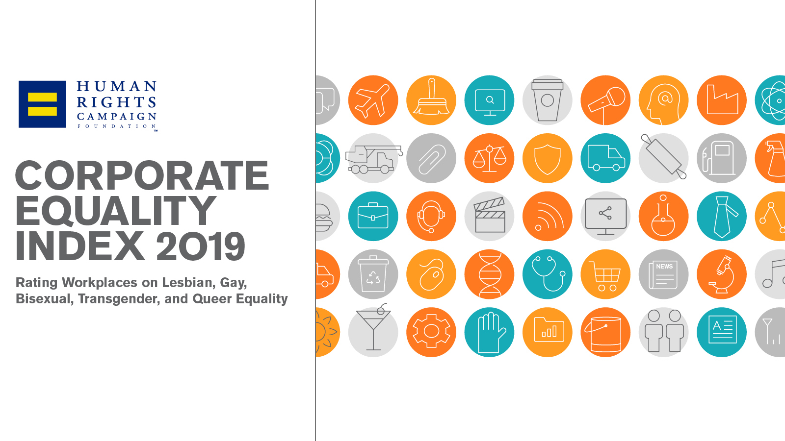 HRC's 2019 Corporate Equality Index | Human Rights Campaign
