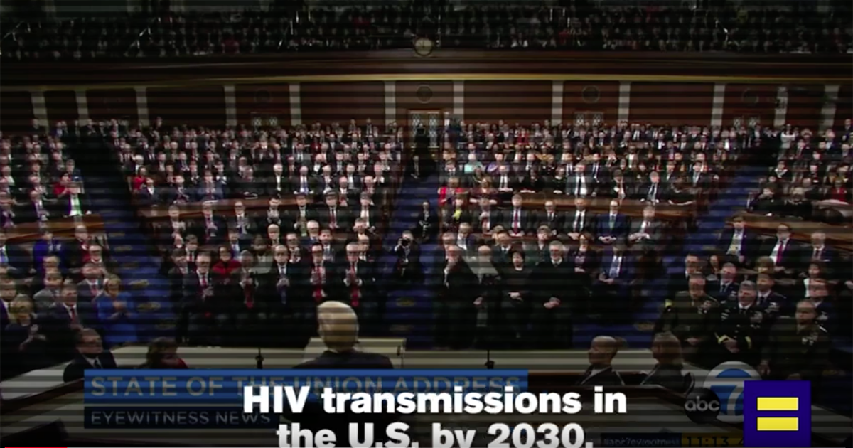 Trump Announces HIV Plan After Undermining Advocates' Efforts