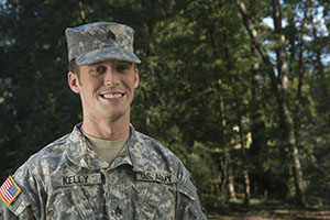 Sergeant Justin Kelly; All God's Children