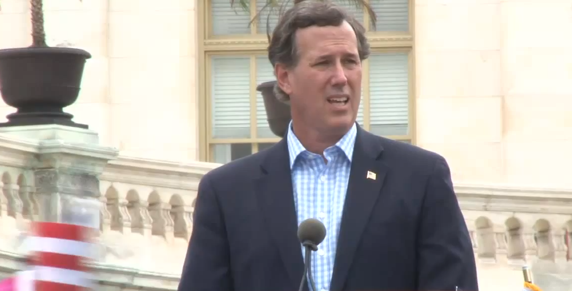 Rick Santorum; National Organization for Marriage; March for Marriage