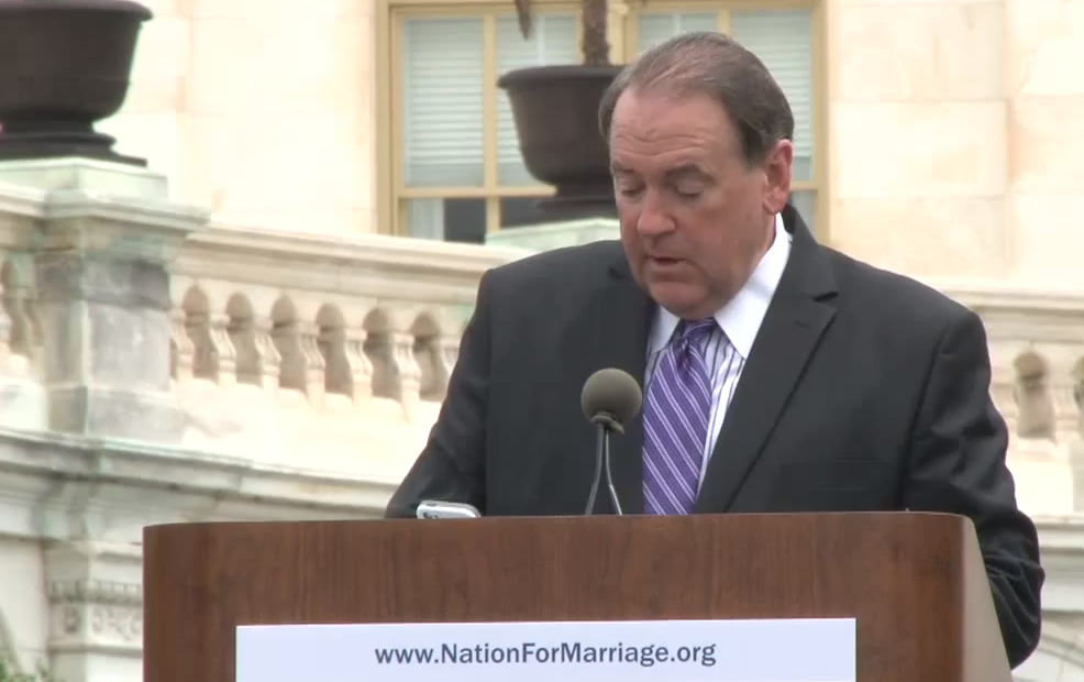 National Organization for Marriage; March for Marriage