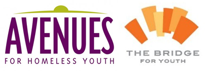 Avenues for Homeless Youth; The Bridge for Youth