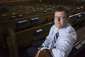 Reverend Stan Wilson; All God's Children