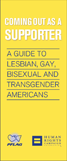 Coming Out as a Supporter straight ally guide