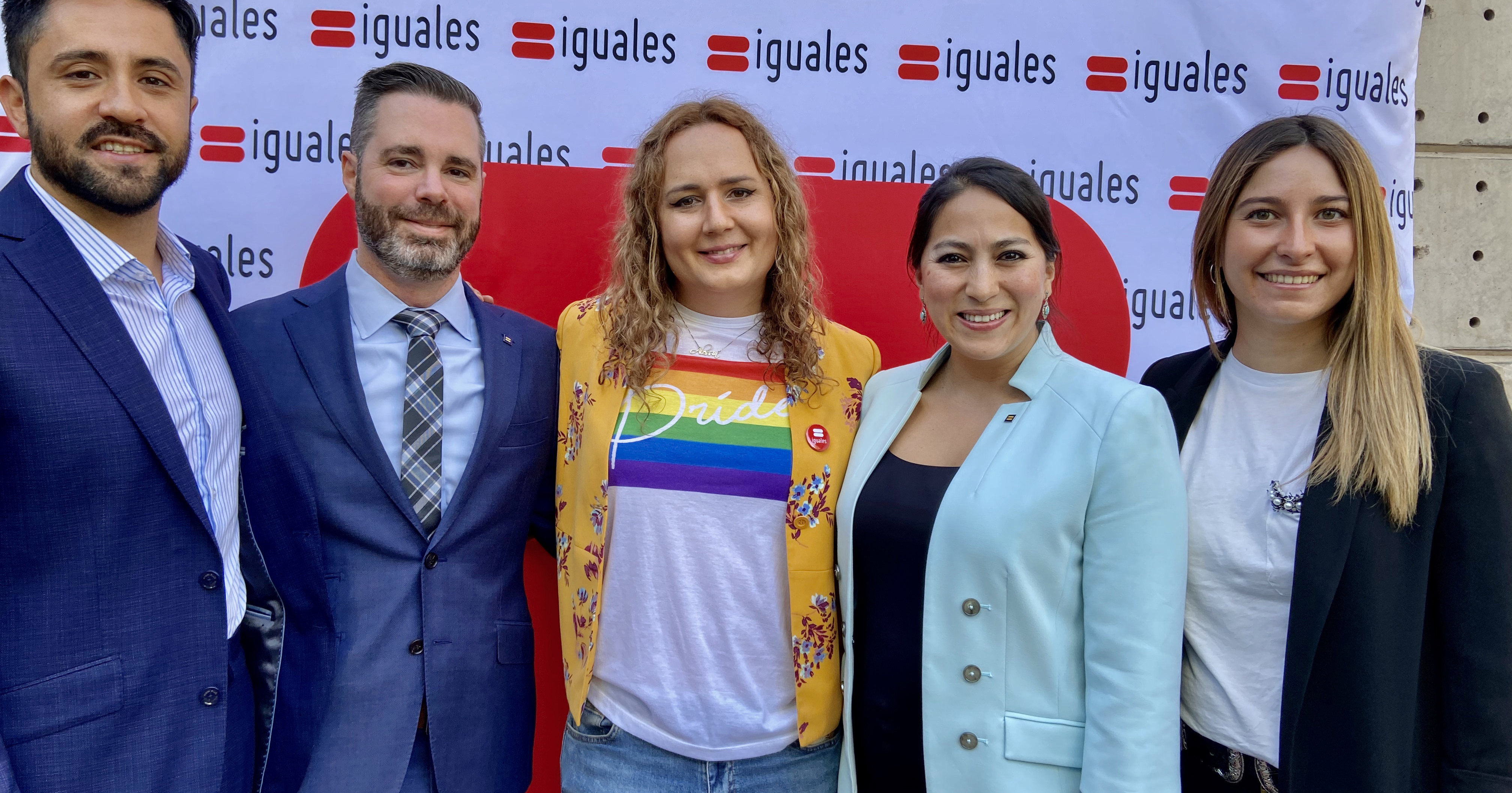 HRC in Chile for Workplace LGBT Inclusion Survey