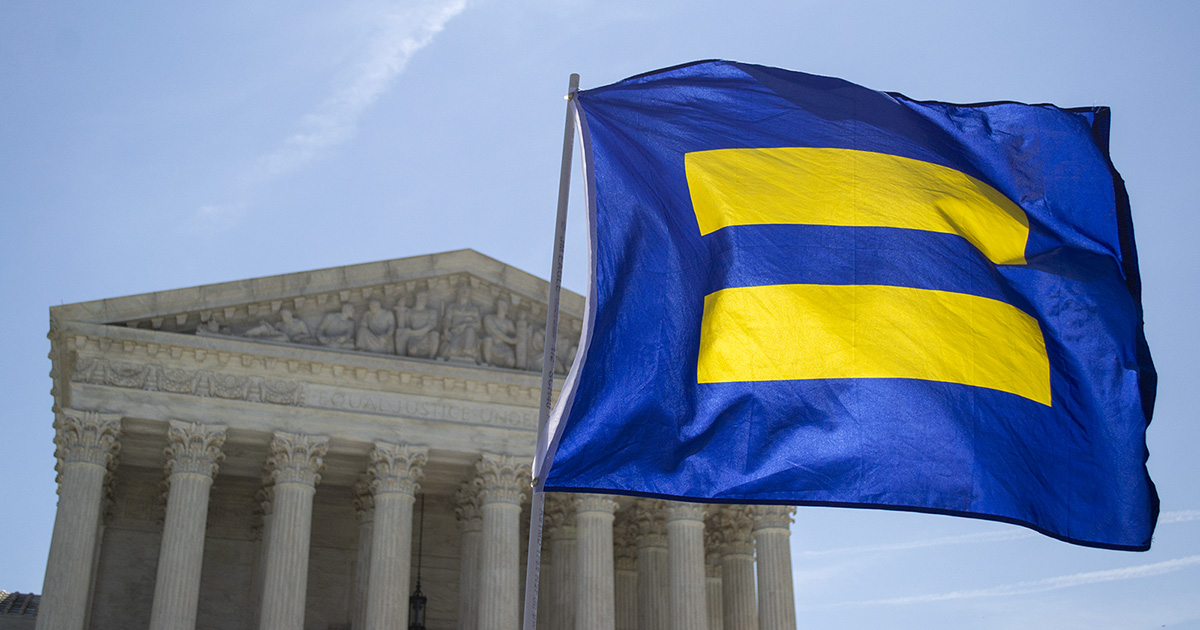 The Supreme Court to Hear Three Major LGBTQ Civil Rights Cases