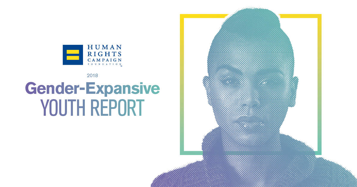 2018 Gender-Expansive Youth Report