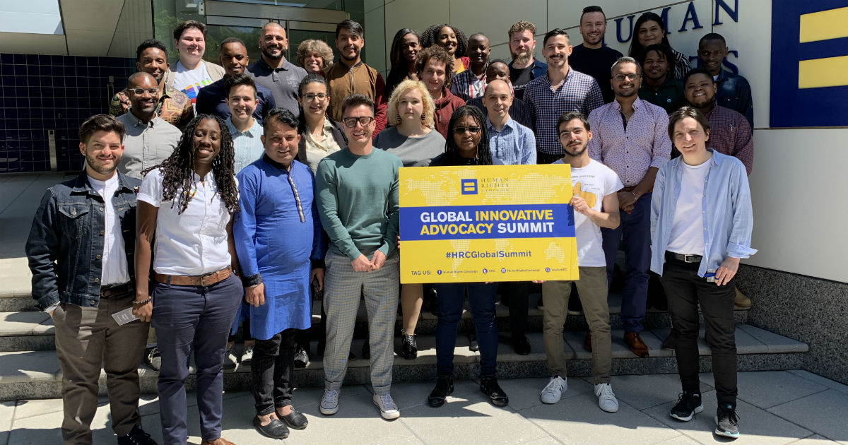 What's on the Agenda at the 2019 HRC Global Summit   Human Rights Campaign