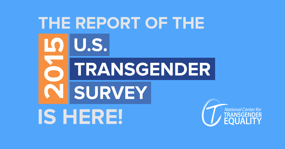 info for de00e 4df46 NCTE Releases 2015 Transgender Survey   Human Rights Campaign