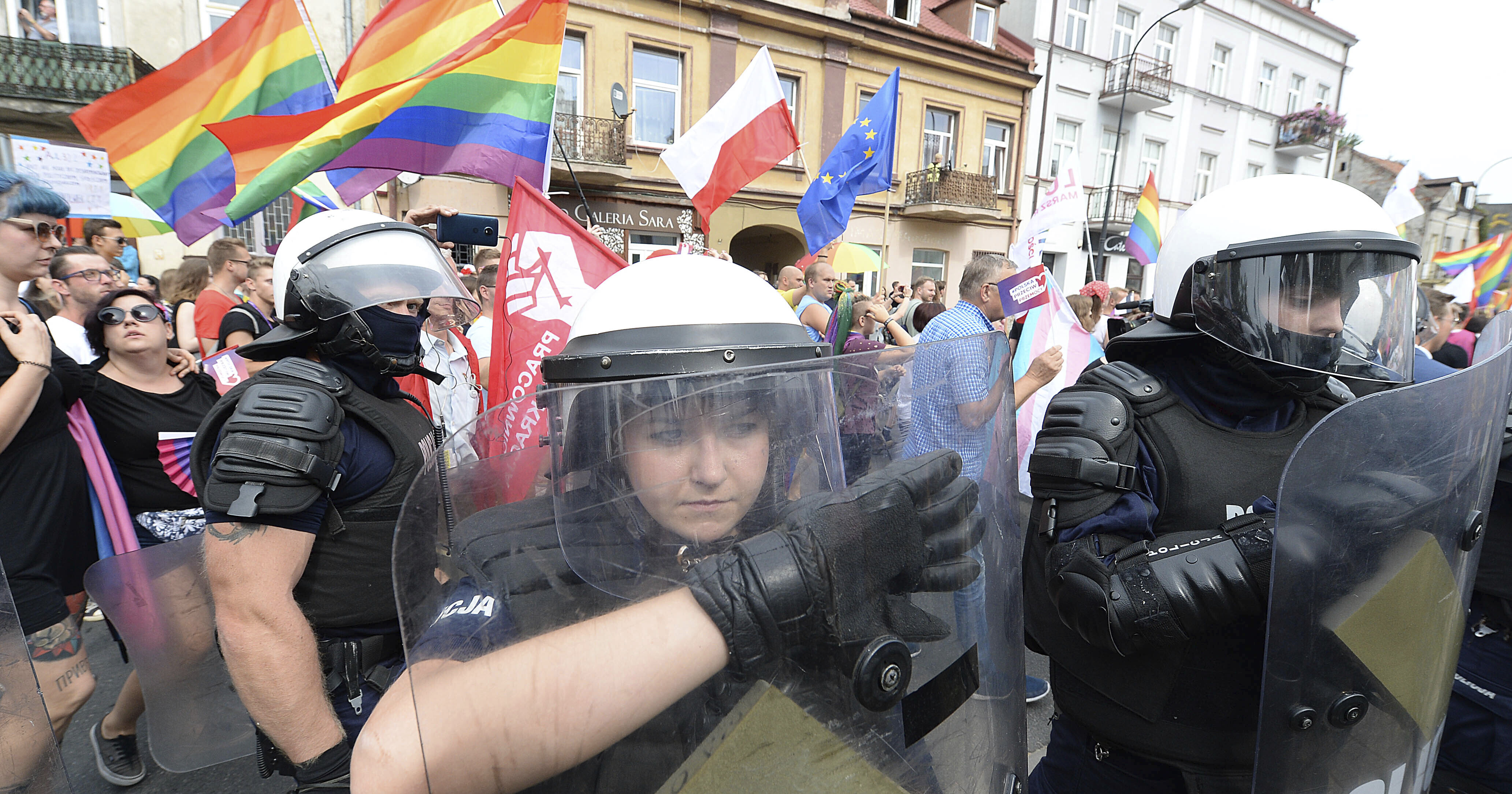 Recent Attacks on LGBTQ People in Poland