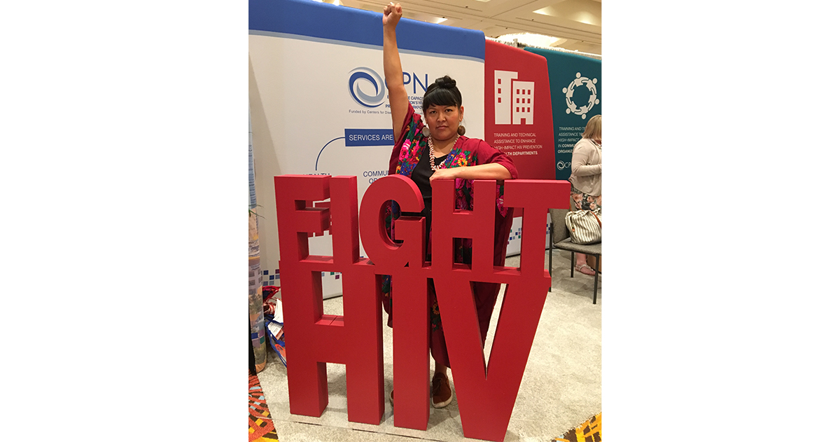 Bringing Awareness on National Native HIV and AIDS Awareness Day