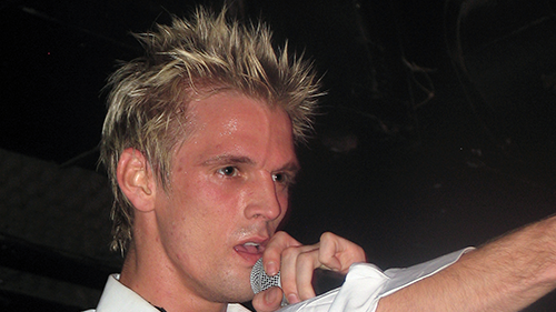 Aaron Carter; National Coming Out Day