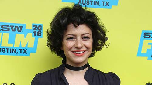 Alia Shawkat; National Coming Out Day