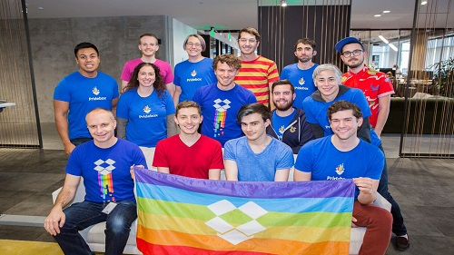 Dropbox; CEI; Corporate Equality Index