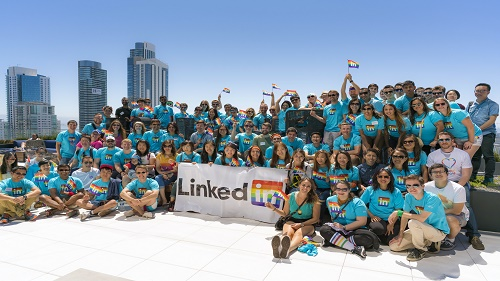 LinkedIn; CEI; Corporate Equality Index