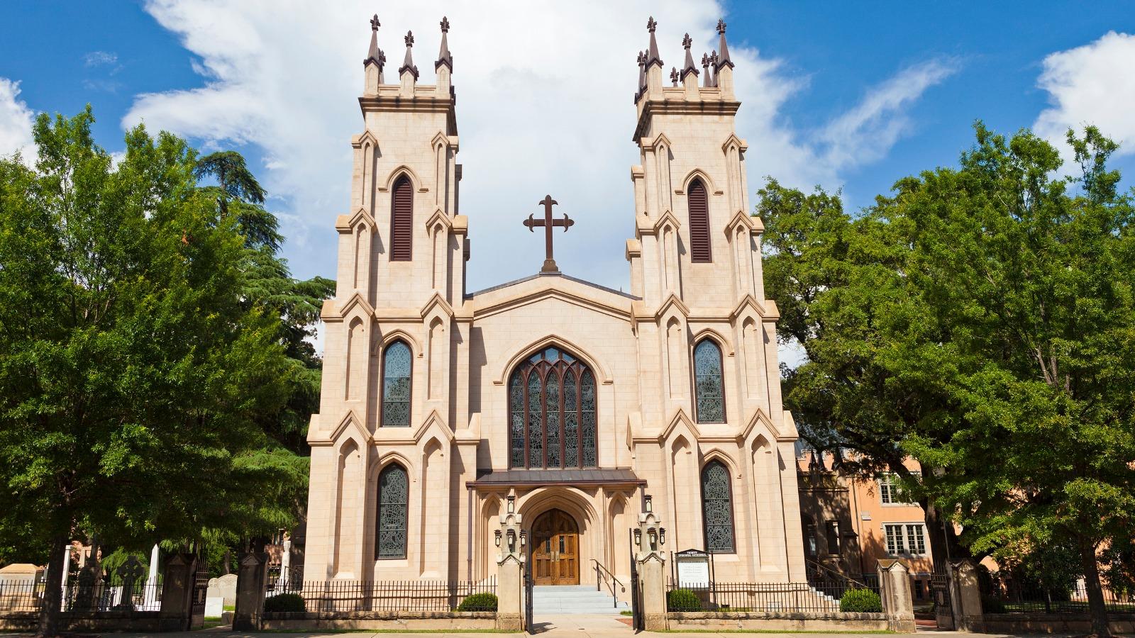 Churches accepting gay sex