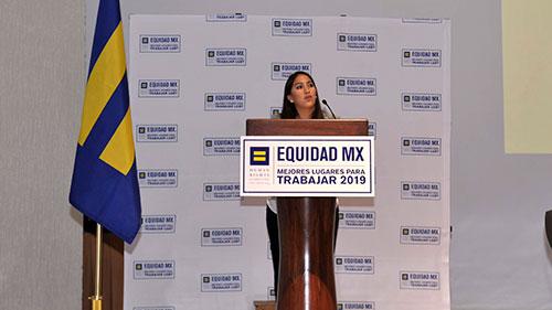 Milly Chirinos; HRC Equidad MX: Global Workplace Equality Program