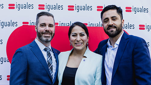 HRC Equidad CL; Chile; Global workplace equality