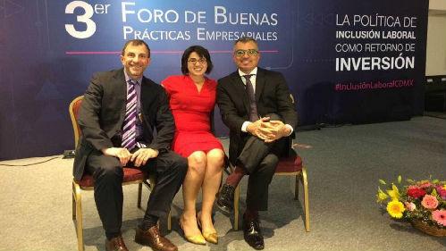 Deena launches Equidad in Mexico City