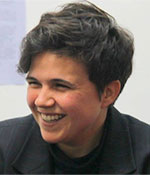 Dentisa Lybenova, HRC Global Fellow