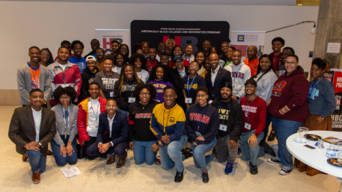 HRC HBCU Summit 2019 Group Picture
