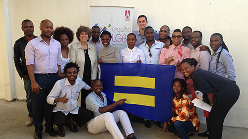 HRC Global; Lambda Legal; Mozambique