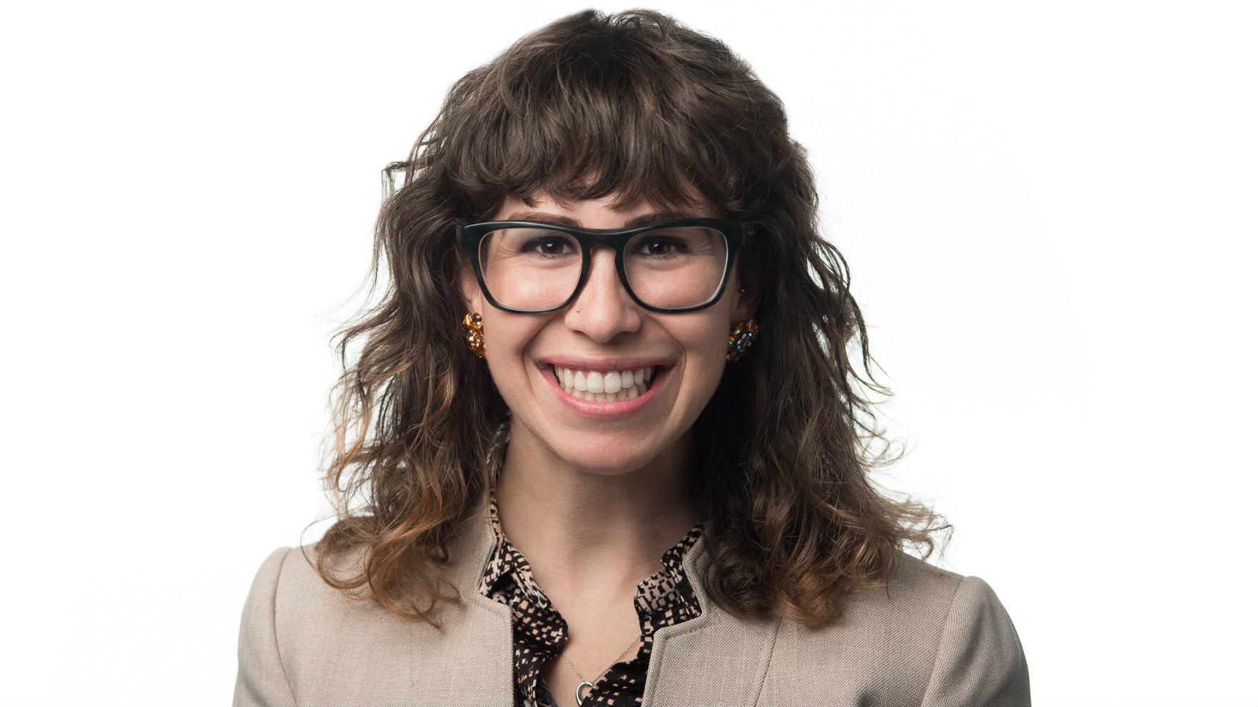 HRC HIV 360 Fellow Nicole Elinoff