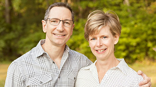 Parents for Transgender Equality National Council; Peter and Sarah Tchoryk
