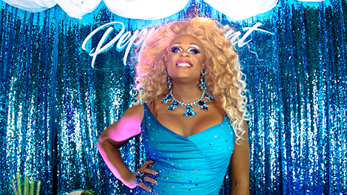 Peppermint; Rupaul's Drag Race; National Coming Out Day