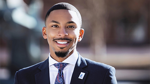 Rishard Butts, HBCU Program Coordinator