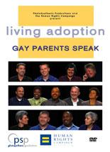 Gay adoption campaign