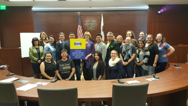 California Agency Receives All Children - All Families Seal of Recognition