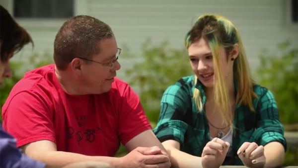 Meet Wayne, a Dad for Transgender Equality