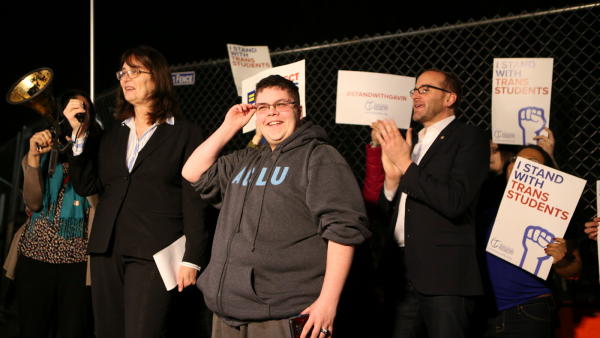 HRC Files Amicus Brief with Major Companies Supporting Transgender Student Gavin Grimm
