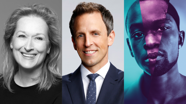 "Film ""Moonlight,"" Seth Meyers, and Meryl Streep to be Honored at the 2017 HRC Greater New York Gala"