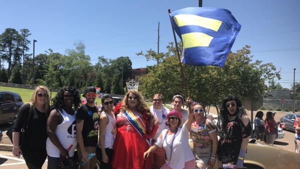 HRC Mississippi Joins Second Annual Pride in Oxford