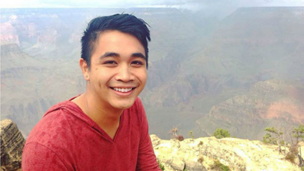 HRC Foundation Youth Ambassador Spotlight: Paolo Veloso