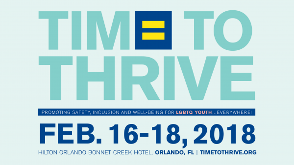 HRC Foundation's Groundbreaking Conference Supporting LGBTQ Youth to be Held in Orlando