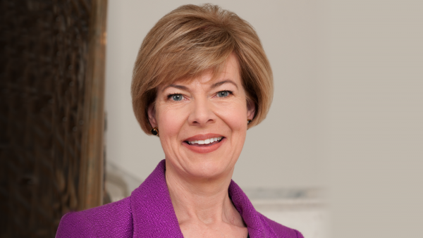 HRC Honors Senator Tammy Baldwin for Women's History Month
