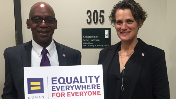 Advancing Support for the Equality Act in Colorado