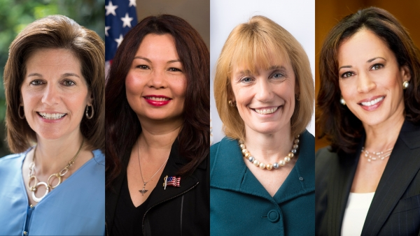 HRC Honors Pro-Equality Female Senators for Women's History Month