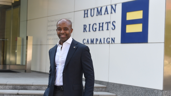HRC President Alphonso David Kicks Off Tenure with National Tour of Critical States