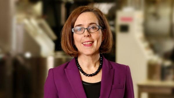 HRC Endorses Oregon Governor Kate Brown for Re-election