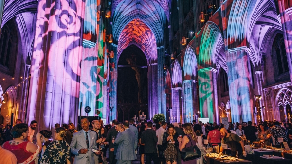 HRC's Eighth Annual Chefs for Equality to be Held at Washington National Cathedral