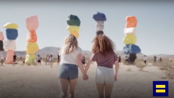 "HRC Releases Powerful New Video Featuring Survivor of ""Conversion Therapy"""